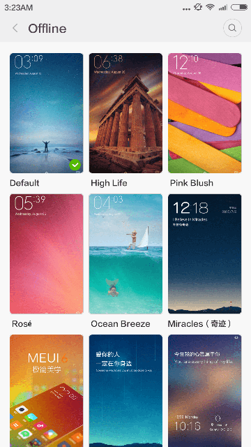 miui9 z11 2 - Guide To Install MIUI 9 Nougat ROM For Nubia Z11