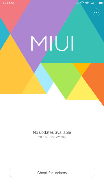 miui9 z11 3 - Guide To Install MIUI 9 Nougat ROM For Nubia Z11