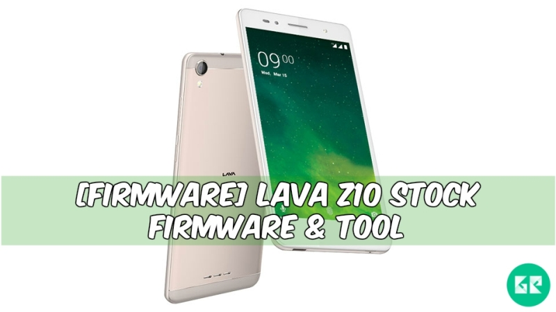 z10 - Download Lava Z10 Stock Firmware, Driver, And Tool
