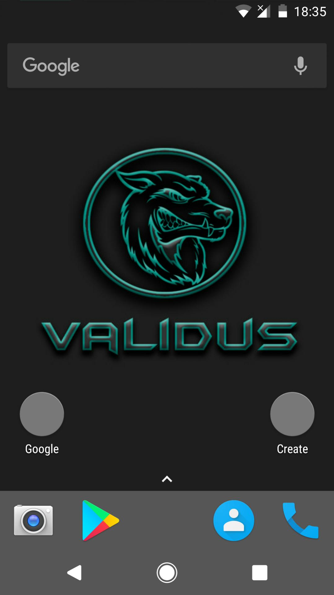 Validus 15.1 Android 7.1.2 Nougat ROM On Honor 5c 1 - Install Validus 15.1 Android 7.1.2 Nougat ROM On Honor 5c