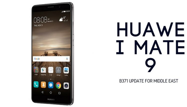 Install Huawei Mate 9 OREO B365 Update For Europe Variant