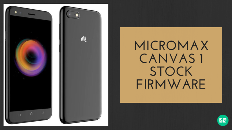 Download Latest Micromax Canvas 1 Stock Firmware, Tool, Driver