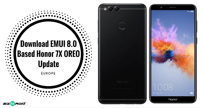 Honor 8 Oreo Update Download