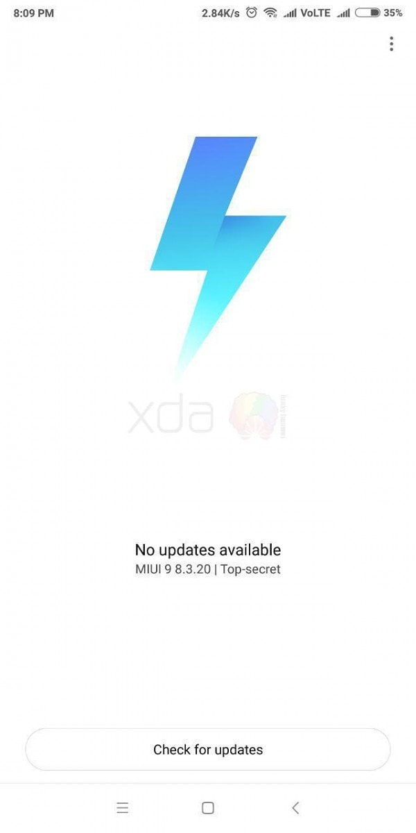 Install Android 8 1 Global Beta MIUI 9 Oreo On Redmi Note 5