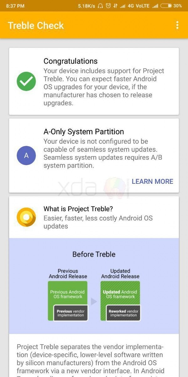Global Beta MIUI 9 Android 8.1 On Redmi Note 5 Pro 4 - Install Android 8.1 Global Beta MIUI 9 OREO On Redmi Note 5 Pro (Latest)