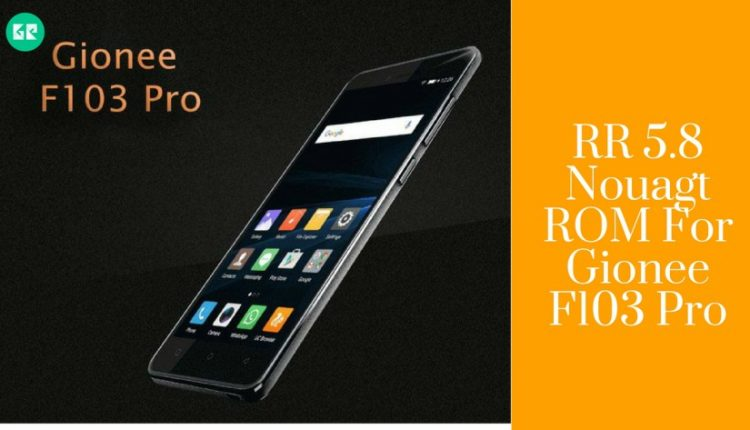 Resurrection Remix 5.8 Nougat ROm For Gionee F103 Pro 750x430 - Resurrection Remix 5.8 Nougat ROM For Gionee F103 Pro