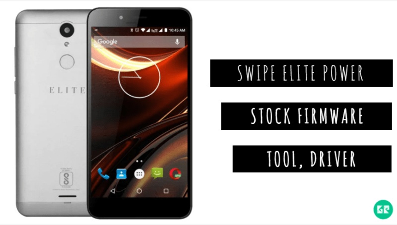 Swipe Elite Power Stock Firmware