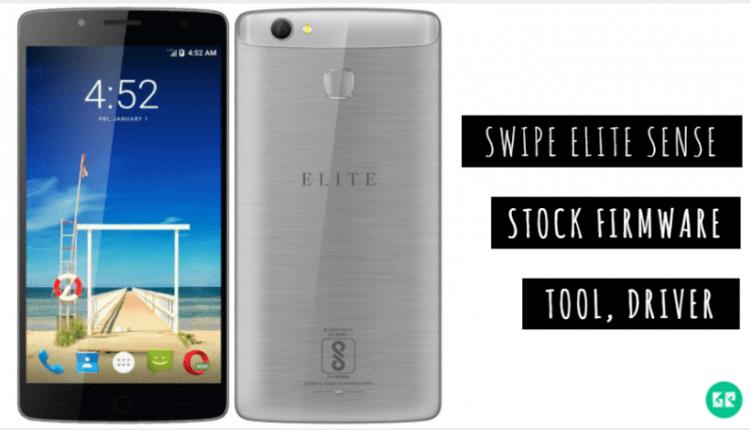 Swipe Elite Sense Stock Firmware