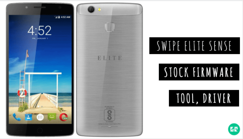 Swipe Elite Sense Stock Firmware