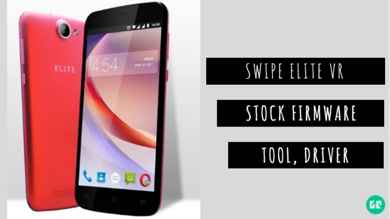 Swipe Elite VR Stock Firmware
