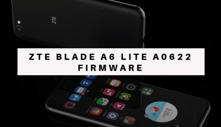 ZTE Blade A6 Lite A0622 Firmware