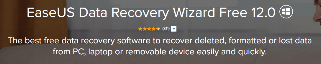 EASEUS Data Recovery tool - Ease US Data recovery tool Features and Review