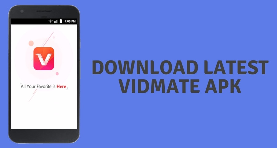 Latest Vidmate APK - Download Latest Vidmate APK  YouTube Video and Music Downloader