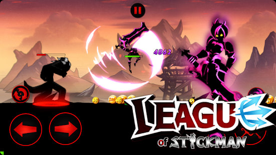 Stickman Apk 3 - League Of Stickman Apk Download