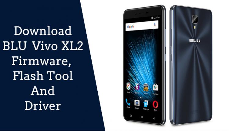 BLU Vivo XL2 Firmware