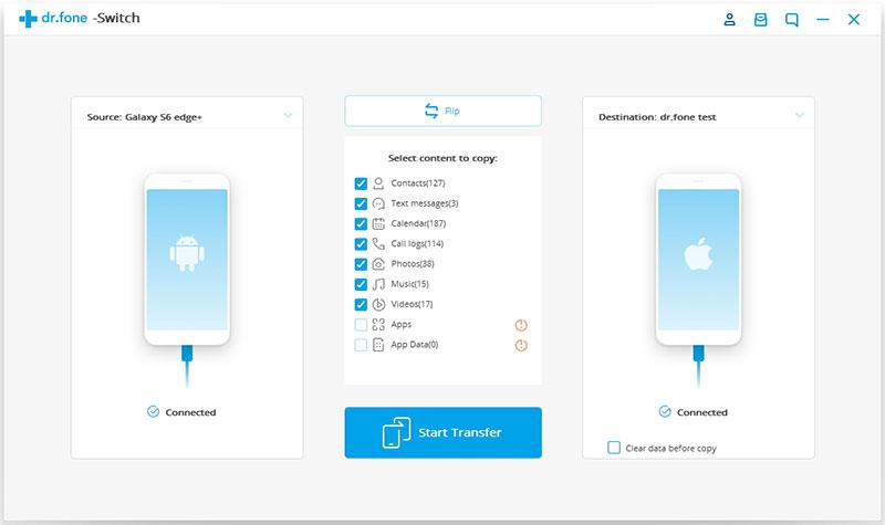 3 - Top 3 Samsung File Transfer Software to Transfer Samsung Files