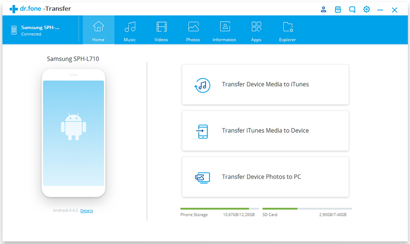 5 - Top 3 Samsung File Transfer Software to Transfer Samsung Files