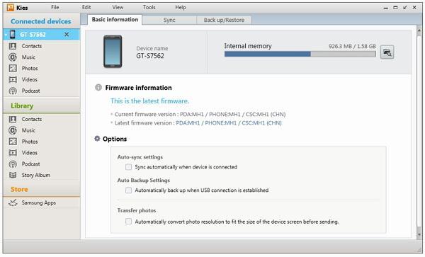 7 - Top 3 Samsung File Transfer Software to Transfer Samsung Files