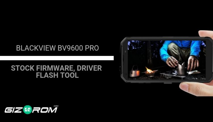 Blackview BV9600 Pro Firmware