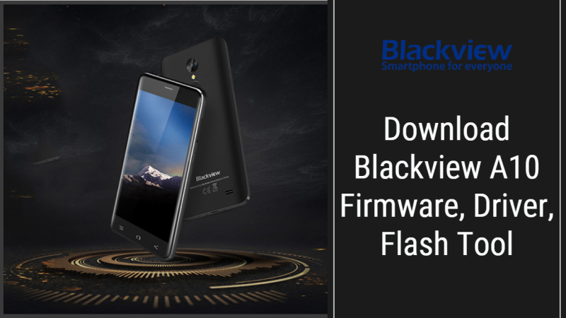 Blackview A10 Stock Firmware