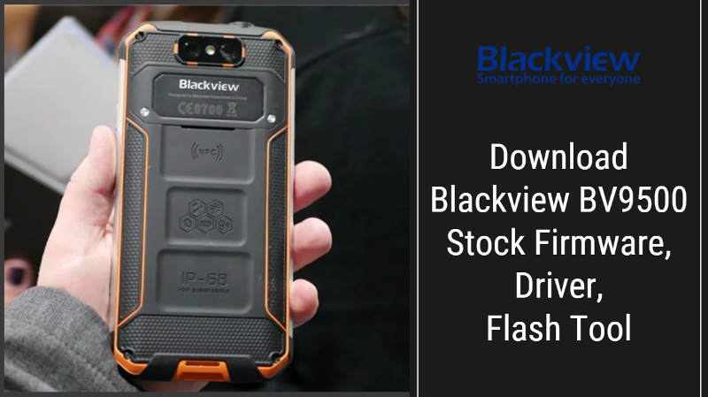 Blackview BV9500 Stock Firmware