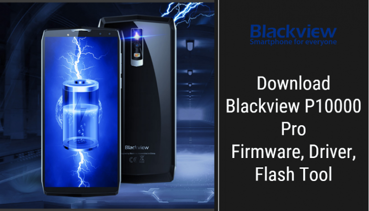 Blackview P10000 Pro Stock Firmware