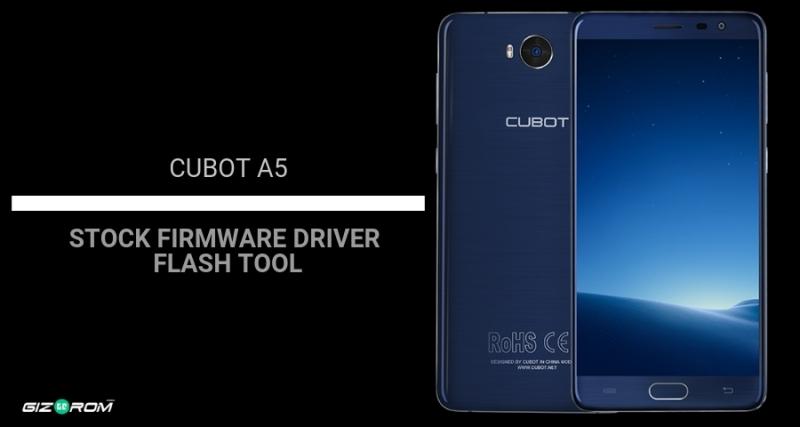 CUBOT A5 Firmware