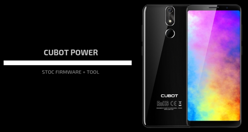 Cubot Power Firmware