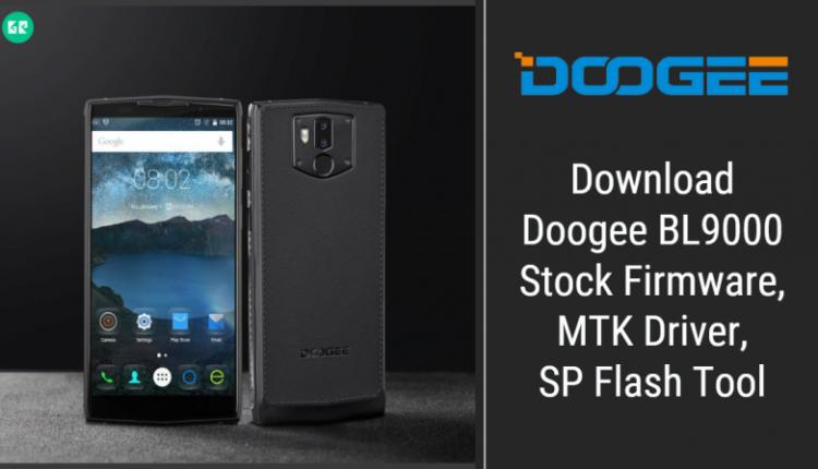 Doogee BL9000 Firmware