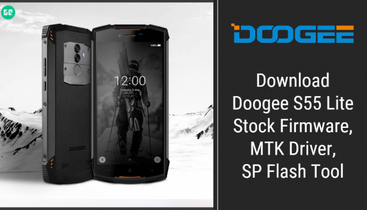 Doogee S55 Lite Stock Firmware