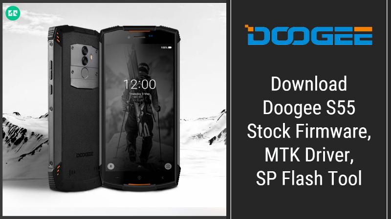 Doogee S55 Stock Firmware