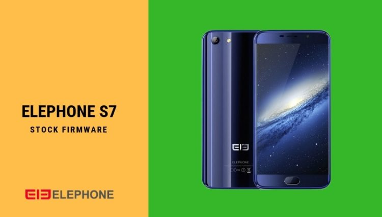 Elephone S7 Android 7.0 Firmware