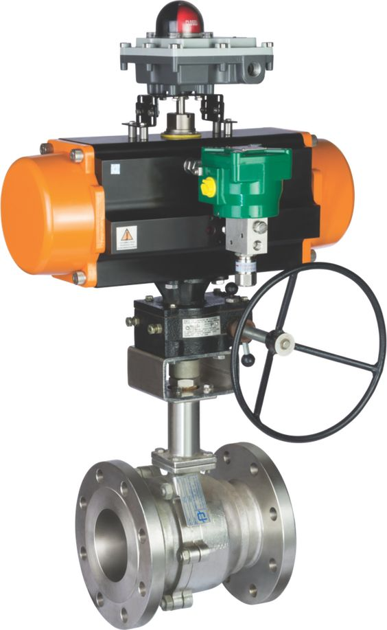 pic 1 - 4 Basic Valve Parameters to Consider When Selecting a Valve Actuator