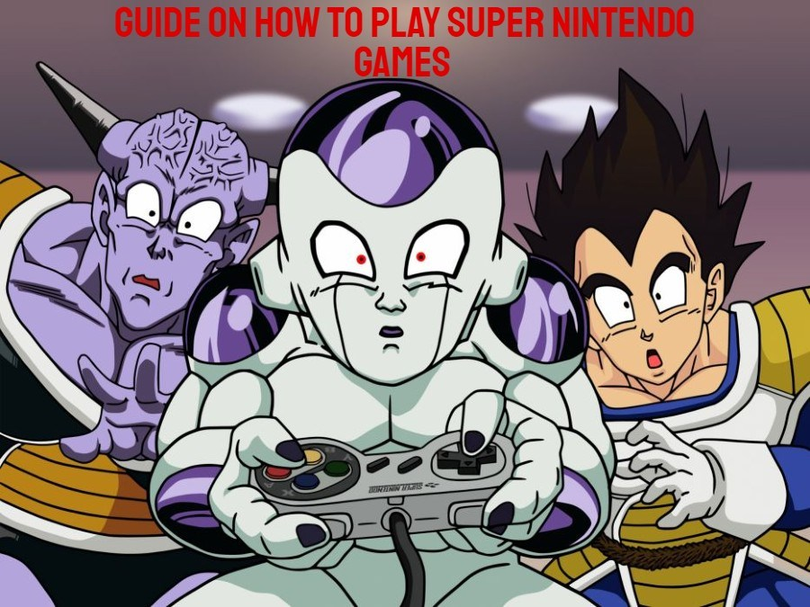 A Guide on How to Play Super Nintendo Games on Android